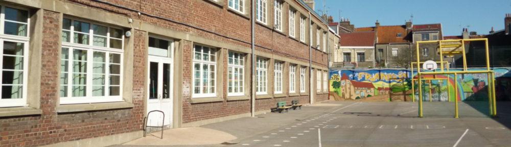 Ecole Franklin-Stephenson – Calais